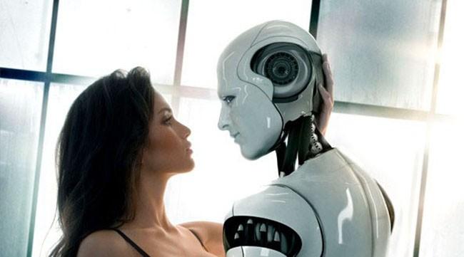 Đến năm 2050 con người sẽ cưới robot? ảnh 1