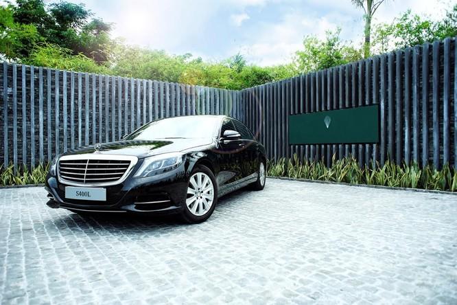 Bộ Ngoại giao sắm 25 xe Mercedes-Benz S400 L chuẩn bị cho APEC ảnh 1