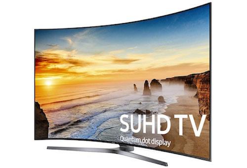 Những lợi thế của TV màn hình cong ảnh 1