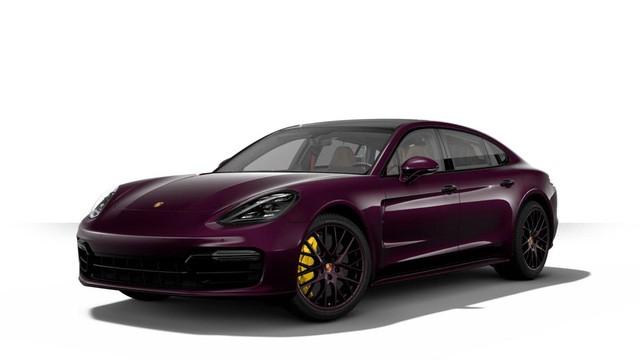 Chi tiết bản trang bị cao cấp và đắt nhất của Porsche Panamera 2017 ảnh 3