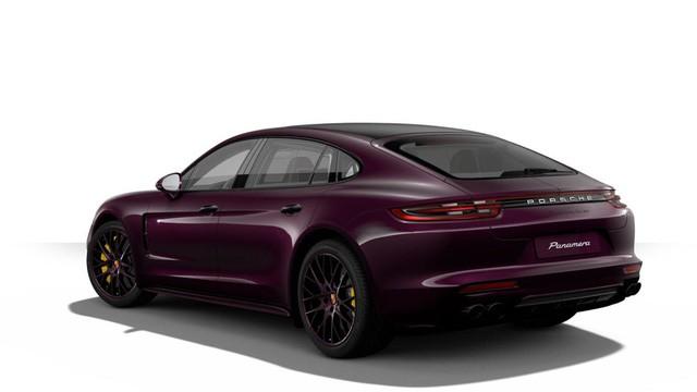 Chi tiết bản trang bị cao cấp và đắt nhất của Porsche Panamera 2017 ảnh 4