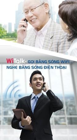 Thỏa thích chuyện trò với dịch vụ WiTalk khi Tết đến, Xuân về ảnh 1