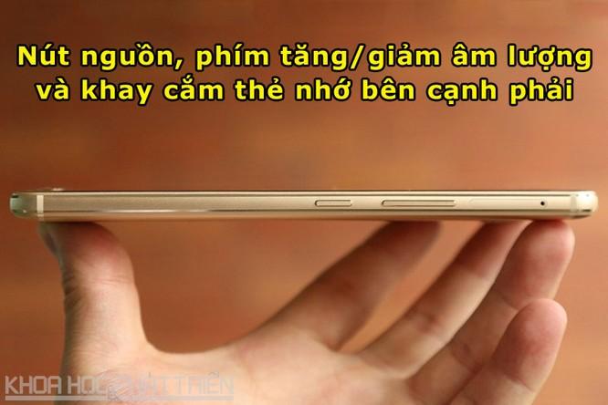 Cận cảnh phablet màn hình 6 inch, pin 6.020 mAh ảnh 12