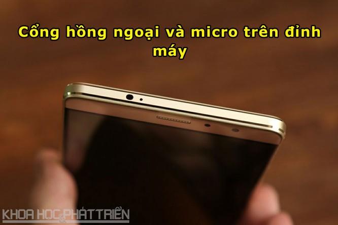 Cận cảnh phablet màn hình 6 inch, pin 6.020 mAh ảnh 8
