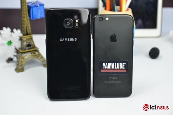 """Samsung S7 Edge """"đen bóng"""" có giá 18,99 triệu tại Việt Nam, 10 ngày nữa bán ảnh 2"""