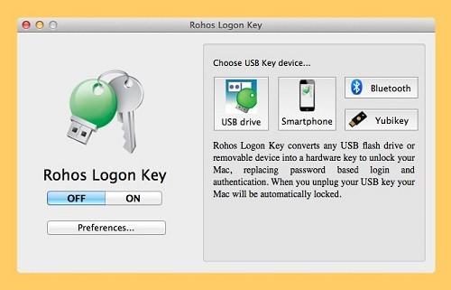 3 công cụ biến ổ USB thành thiết bị khóa PC ảnh 2