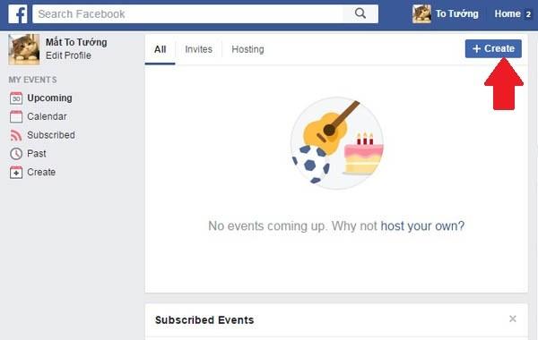 Mách bạn cách tạo sự kiện Facebook để lên kế hoạch tụ tập ảnh 2