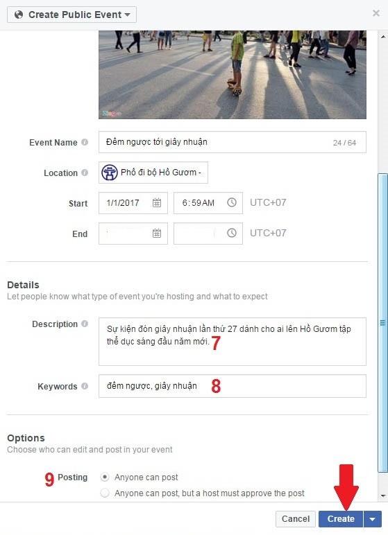 Mách bạn cách tạo sự kiện Facebook để lên kế hoạch tụ tập ảnh 4