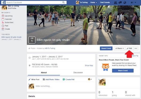 Mách bạn cách tạo sự kiện Facebook để lên kế hoạch tụ tập ảnh 5