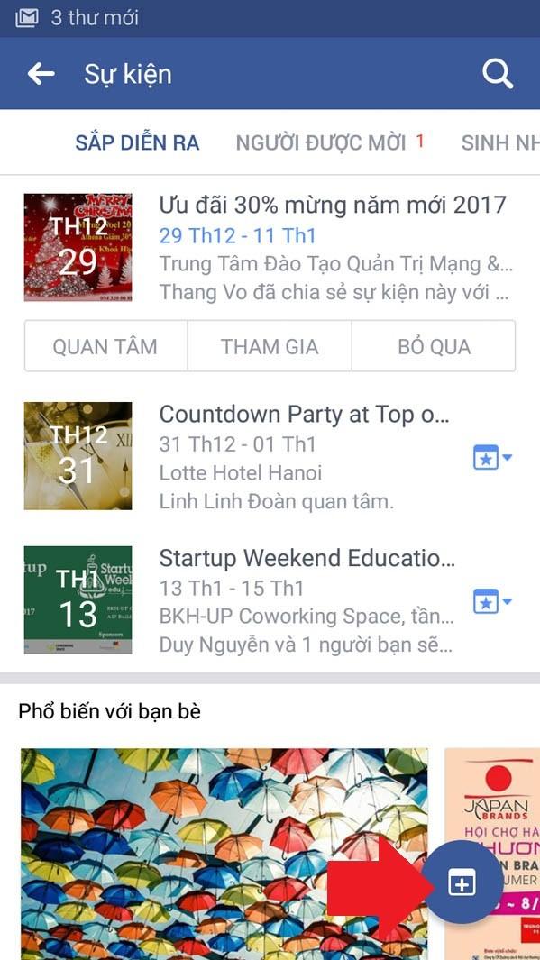 Mách bạn cách tạo sự kiện Facebook để lên kế hoạch tụ tập ảnh 7