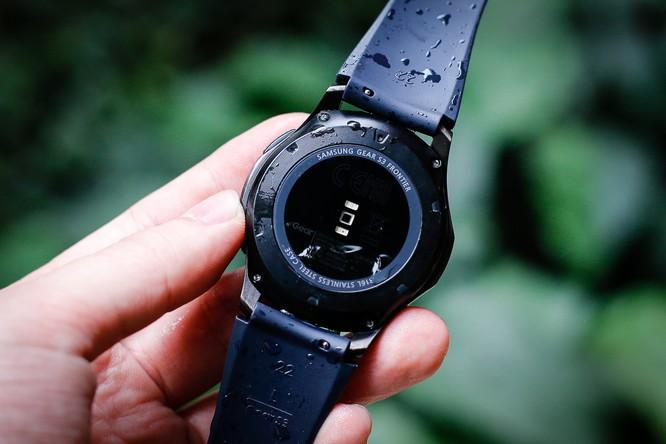Gear S3 Frontier - đồng hồ thông minh phong cách thể thao ảnh 8