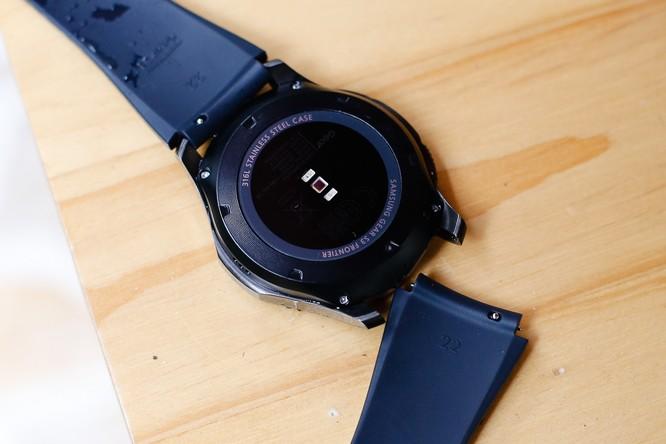 Gear S3 Frontier - đồng hồ thông minh phong cách thể thao ảnh 6