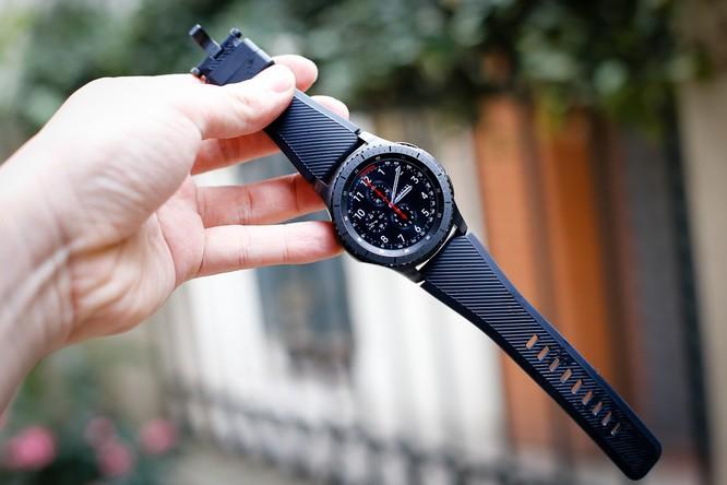 Gear S3 Frontier - đồng hồ thông minh phong cách thể thao ảnh 7