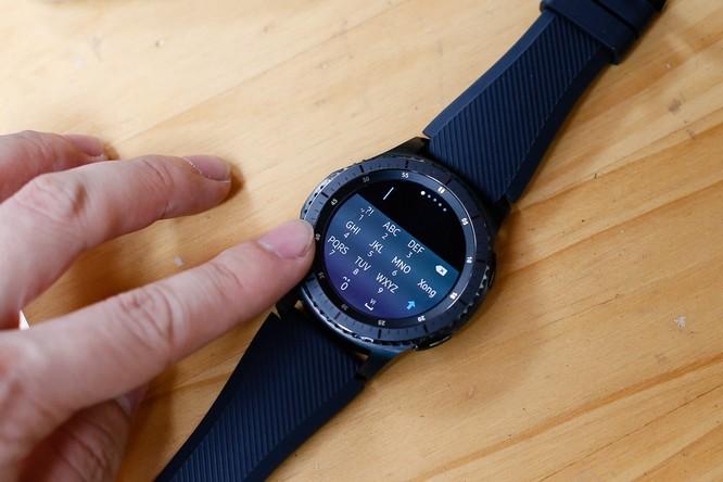 Gear S3 Frontier - đồng hồ thông minh phong cách thể thao ảnh 2