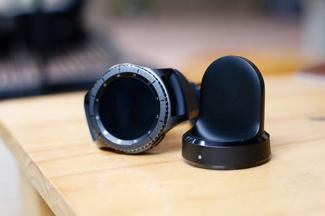 Gear S3 Frontier - đồng hồ thông minh phong cách thể thao ảnh 3