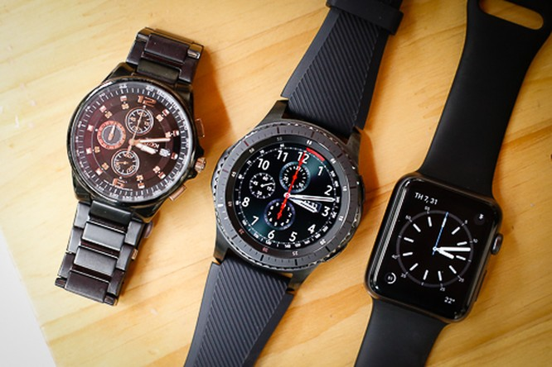 Gear S3 Frontier - đồng hồ thông minh phong cách thể thao ảnh 5