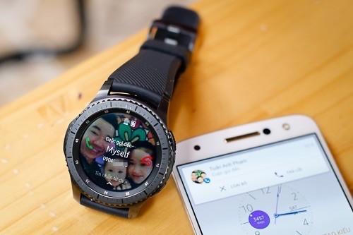 Gear S3 Frontier - đồng hồ thông minh phong cách thể thao ảnh 10