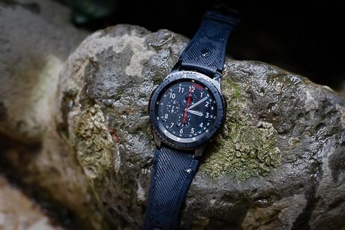 Gear S3 Frontier - đồng hồ thông minh phong cách thể thao ảnh 12