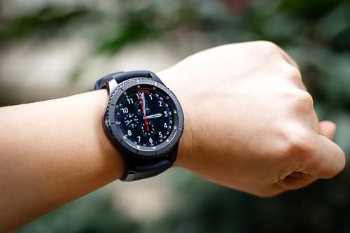 Gear S3 Frontier - đồng hồ thông minh phong cách thể thao ảnh 4