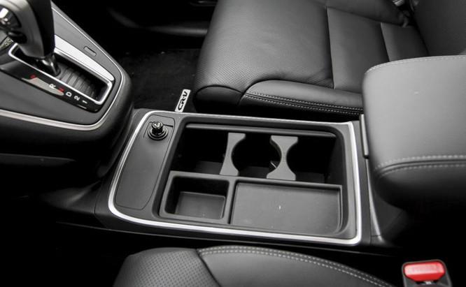 Mua xe chạy Tết, chọn Hyundai Tucson hay Honda CR-V? ảnh 6
