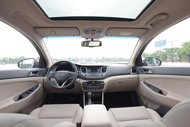 Mua xe chạy Tết, chọn Hyundai Tucson hay Honda CR-V? ảnh 3