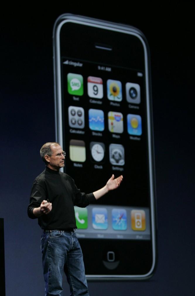"""Hành trình đưa Apple từ """"cõi chết"""" lên đỉnh cao danh vọng của Steve Jobs ảnh 27"""
