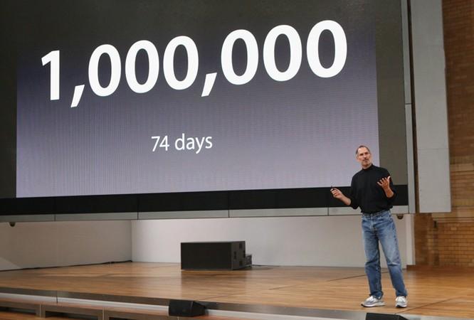 """Hành trình đưa Apple từ """"cõi chết"""" lên đỉnh cao danh vọng của Steve Jobs ảnh 29"""