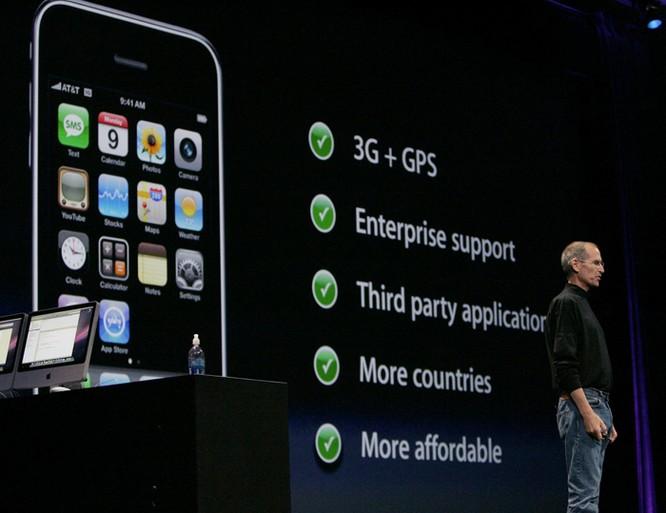 """Hành trình đưa Apple từ """"cõi chết"""" lên đỉnh cao danh vọng của Steve Jobs ảnh 30"""