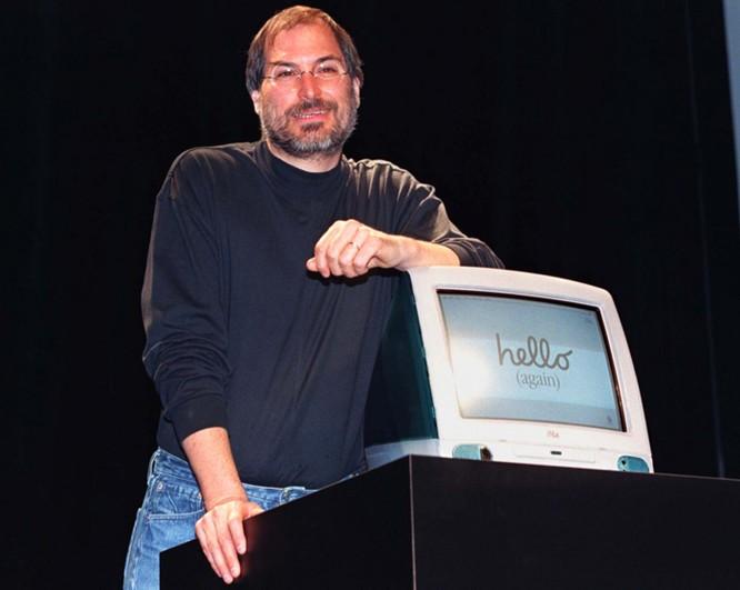 """Hành trình đưa Apple từ """"cõi chết"""" lên đỉnh cao danh vọng của Steve Jobs ảnh 9"""