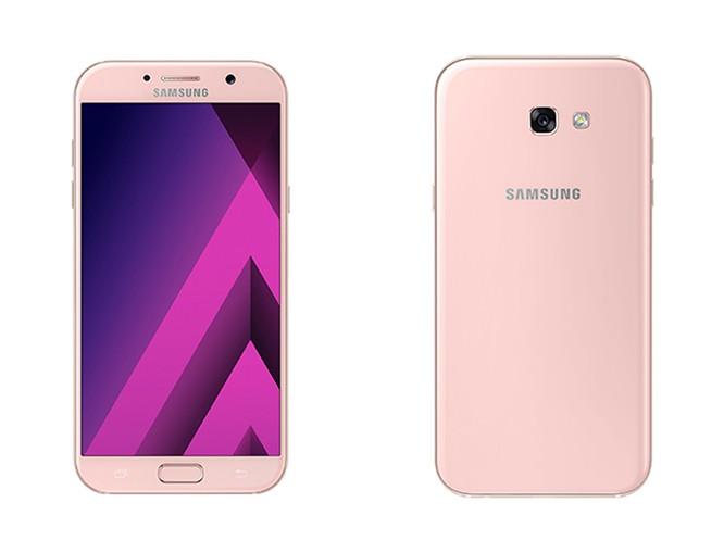 Samsung chính thức ra mắt Galaxy A (2017): Chống được nước, cổng USB-C, cảm biến vân tay ảnh 1