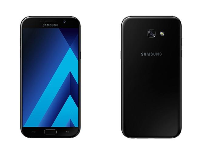 Samsung chính thức ra mắt Galaxy A (2017): Chống được nước, cổng USB-C, cảm biến vân tay ảnh 3