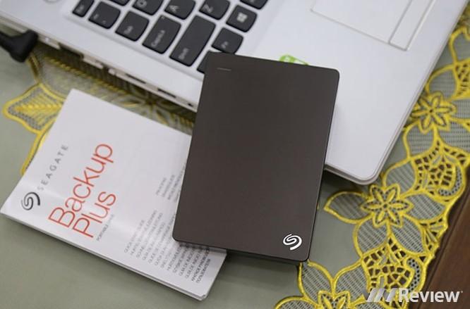 Trải nghiệm Seagate Backup Plus: ổ cứng di động 4TB, giá khá mềm ảnh 2