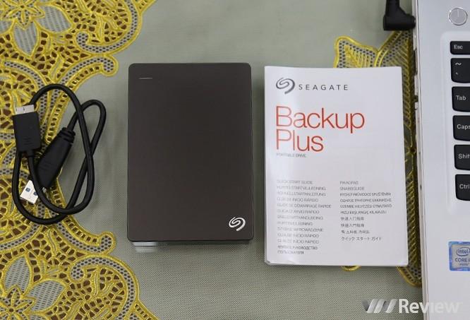Trải nghiệm Seagate Backup Plus: ổ cứng di động 4TB, giá khá mềm ảnh 1