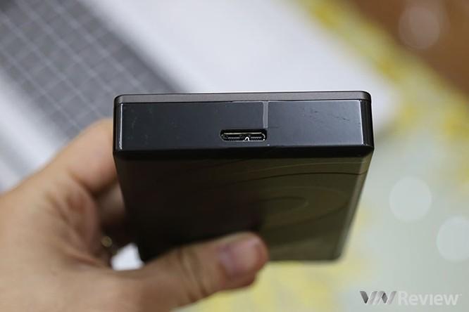 Trải nghiệm Seagate Backup Plus: ổ cứng di động 4TB, giá khá mềm ảnh 5