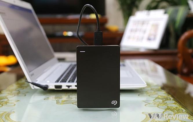 Trải nghiệm Seagate Backup Plus: ổ cứng di động 4TB, giá khá mềm ảnh 3
