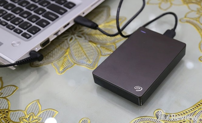 Trải nghiệm Seagate Backup Plus: ổ cứng di động 4TB, giá khá mềm ảnh 11