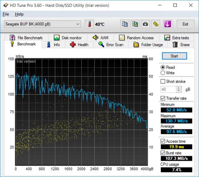 Trải nghiệm Seagate Backup Plus: ổ cứng di động 4TB, giá khá mềm ảnh 7