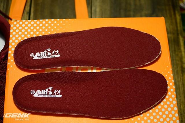 Đánh giá chi tiết Biti's Hunter Feast - đôi giày đang làm mưa làm gió mạng xã hội Việt ảnh 23