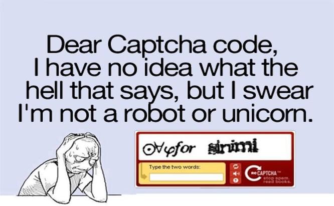 CAPTCHA là gì? Nó hoạt động như thế nào? ảnh 3