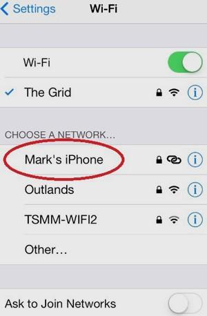Hướng dẫn phát WiFi bằng iPhone và điện thoại Android, Windows ảnh 9
