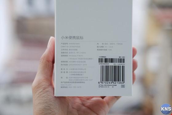 Đánh giá nhanh chuột không dây Xiaomi siêu nhạy ảnh 2