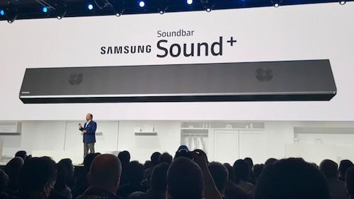 Samsung trình diễn công nghệ âm thanh UHQ ảnh 1