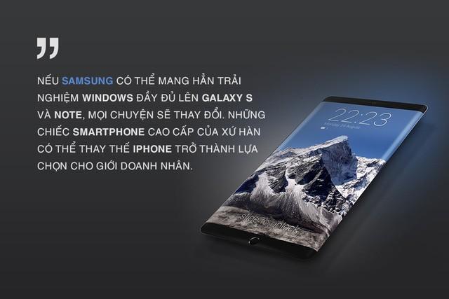 Windows: Chìa khóa để Qualcomm kết liễu Intel, để Samsung đánh bại cả iPhone, iPad và MacBook ảnh 7