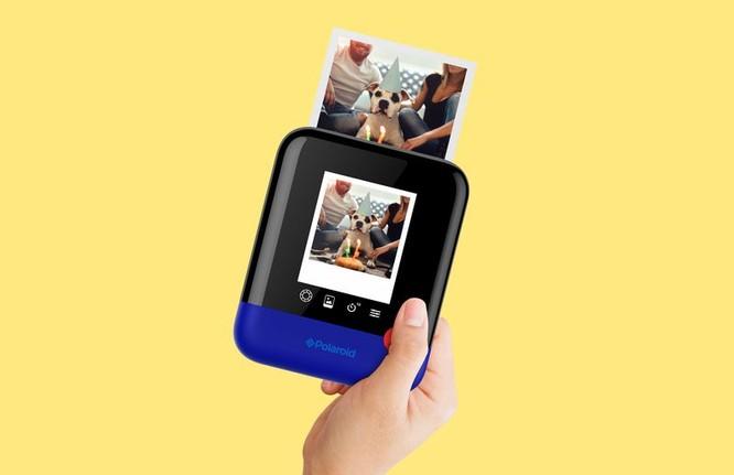 CES 2017: Ra mắt máy ảnh mini chụp lấy ngay Polaroid Pop ảnh 1