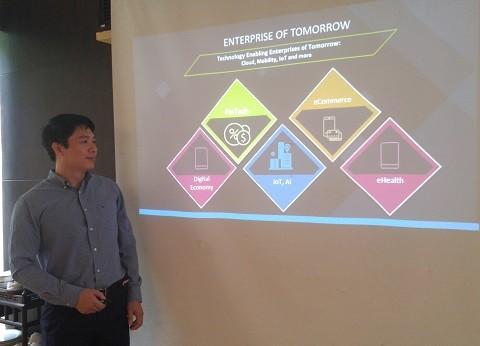 5 dự báo xu hướng công nghệ mà các doanh nghiệp Việt cần lưu ý ảnh 1