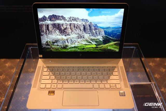 HP ra mắt laptop Envy bản 2017: giá từ 19 triệu đồng, pin 10 tiếng, thiết kế thay đổi ảnh 3