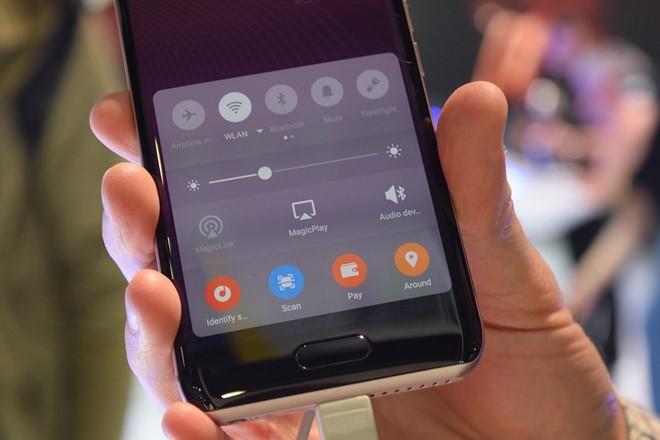 Honor Magic - smartphone ma thuật có trí thông minh nhân tạo ảnh 5