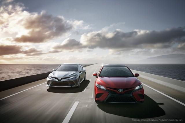 Toyota Camry 2018: Lột xác về thiết kế từ trong ra ngoài, thêm động cơ mới ảnh 16