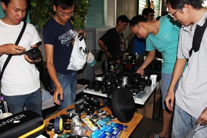 Chợ phiên máy ảnh cuối năm giữa Sài Gòn ảnh 7