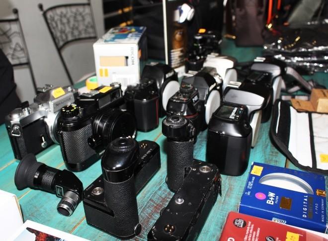 Chợ phiên máy ảnh cuối năm giữa Sài Gòn ảnh 3